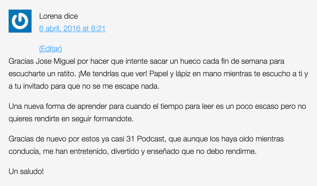 Comentarios podcast-2